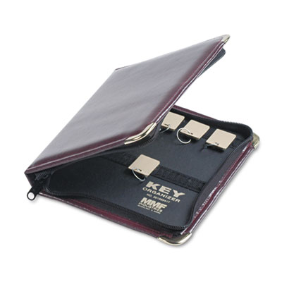 Mmf 201502417 SteelMaster Portable Zippered Key Case