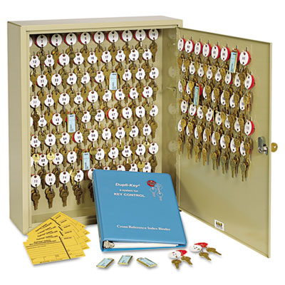 Mmf 201812003 SteelMaster Dupli-Key Two-Tag Cabinet