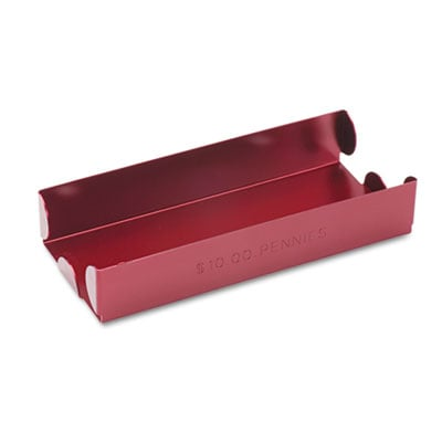 MMF 211010107 Industries Heavy-Duty Aluminum Tray for Rolled Coins