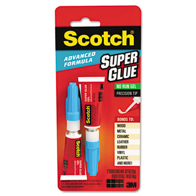 3M AD122 Scotch Single Use Super Glue