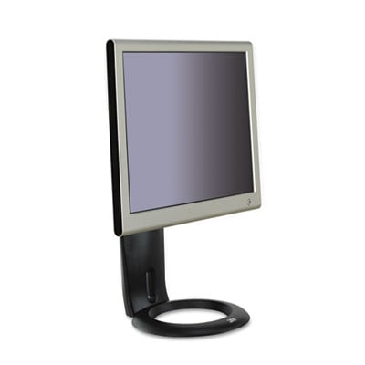 3M MS110MB Easy-Adjust LCD Monitor Stand