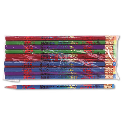 Moon 7904B Products Seasonal and Party Pencils