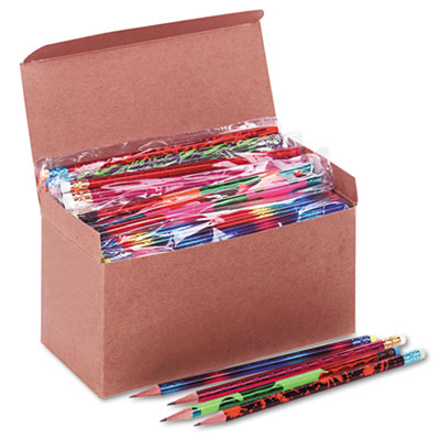 Moon 8210 Products Award Pencil Treasure Assortment