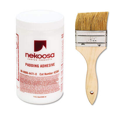 Nekoosa 42284 Fan-Out Padding Adhesive