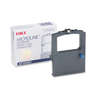 Okidata Oki 52104001 Printer Ribbon