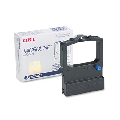 Okidata Oki 52107001 Printer Ribbon