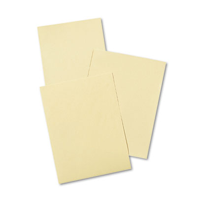 Pacon 004109 Cream Manila Drawing Paper