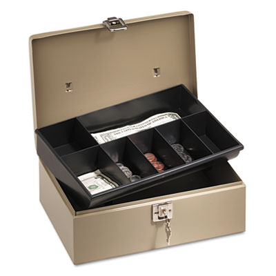 PM 04963 Company Securit Lockn Latch Cash Box