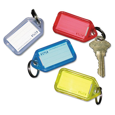 PM 04993 SecurIT Extra Color-Coded Key Tags