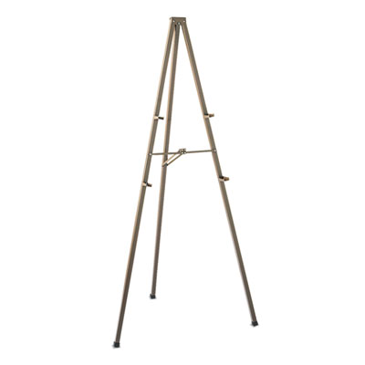 Quartet 21E Bronze Finish Tripod Easel