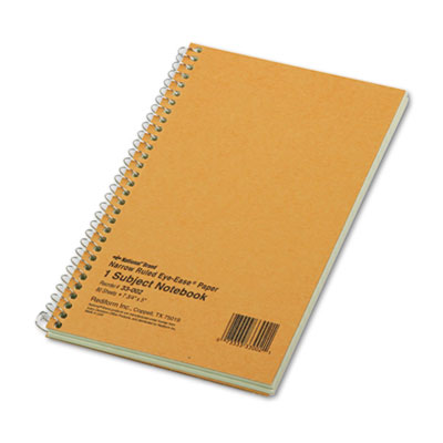 Rediform 33002 National Single-Subject Wirebound Notebooks