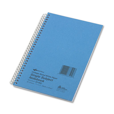 Rediform 33502 National Single-Subject Wirebound Notebooks