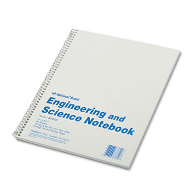 Rediform 33610 Engineering and Science Notebook