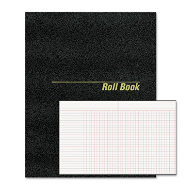 Rediform 43523 National Brand Roll Call Book