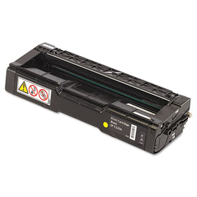 Ricoh 406046 Black Toner Cartridge