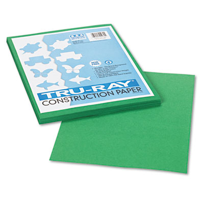 Pacon 102960 Tru-Ray Construction Paper