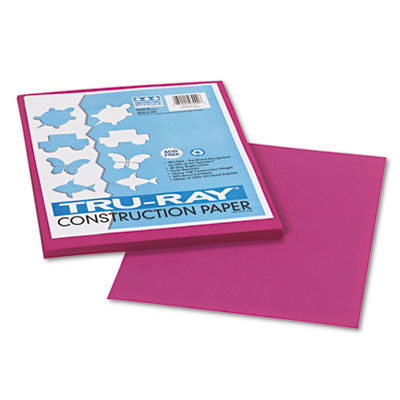 Pacon 103000 Tru-Ray Construction Paper