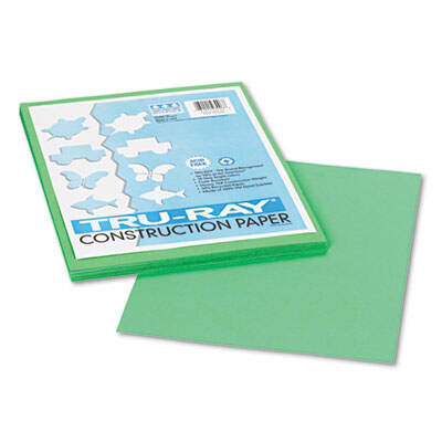 Pacon 103006 Tru-Ray Construction Paper
