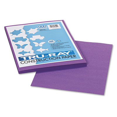 Pacon 103009 Tru-Ray Construction Paper
