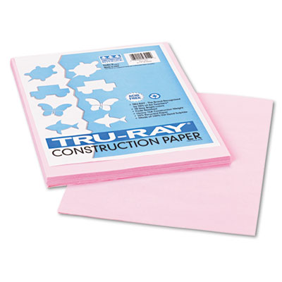 Pacon 103012 Tru-Ray Construction Paper