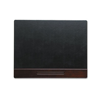 Rolodex 23390 Wood Tones Desk Pad