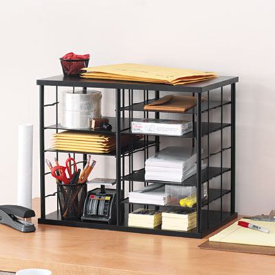 Rubbermaid 1738583 12-Slot Organizer