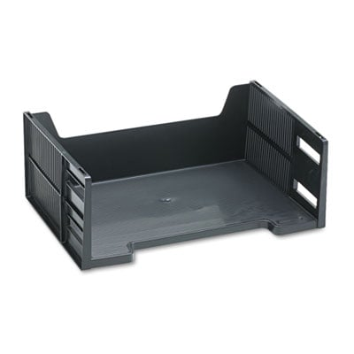 Rubbermaid 17601 Stackable Side Load Desk Trays