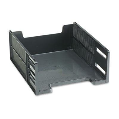 Rubbermaid 17671 Stackable Front Load Desk Trays