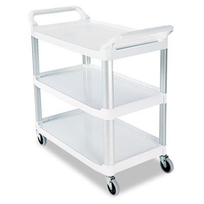 Rubbermaid 409100CM Commercial Open Sided Utility Cart
