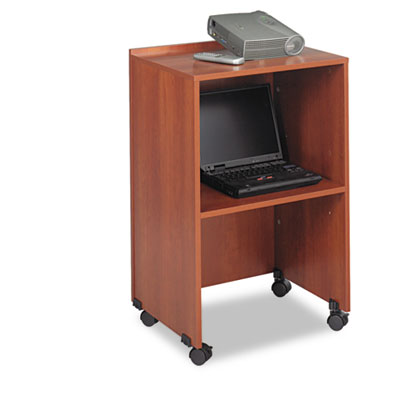 Safco 8917CY Lectern Base/Media Cart