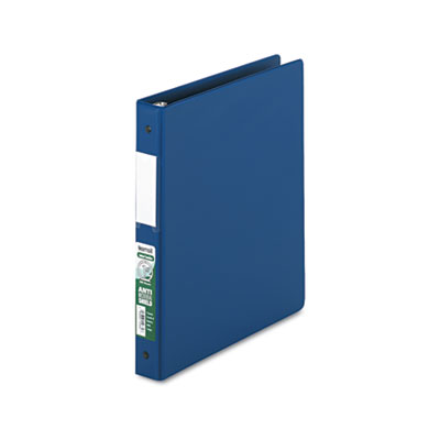 Samsill 14332 Clean Touch Heavy-Duty Locking Round Ring Antimicrobial Protected Reference Binder