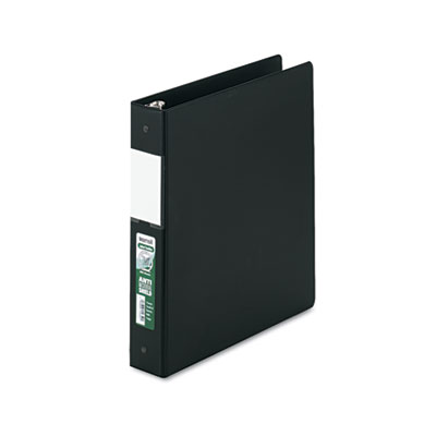 Samsill 14350 Clean Touch Heavy-Duty Locking Round Ring Antimicrobial Protected Reference Binder