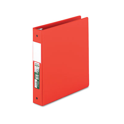 Samsill 14353 Clean Touch Heavy-Duty Locking Round Ring Antimicrobial Protected Reference Binder