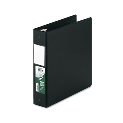 Samsill 14360 Clean Touch Heavy-Duty Locking Round Ring Antimicrobial Protected Reference Binder