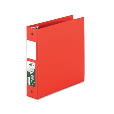 Samsill 14363 Clean Touch Heavy-Duty Locking Round Ring Antimicrobial Protected Reference Binder