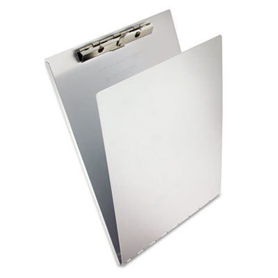 Saunders 12017 Aluminum Clipboard with Writing Plate