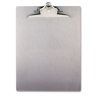 Saunders 22517 Recycled Aluminum Clipboard with High-Capacity Clip