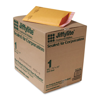 Sealed Air 39092 Jiffylite Self-Seal Bubble Mailer