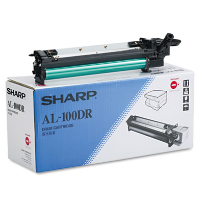 Sharp AL100DR Black Drum