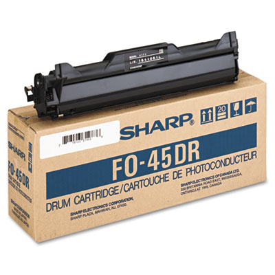 Sharp FO45DR Black Drum Cartridge