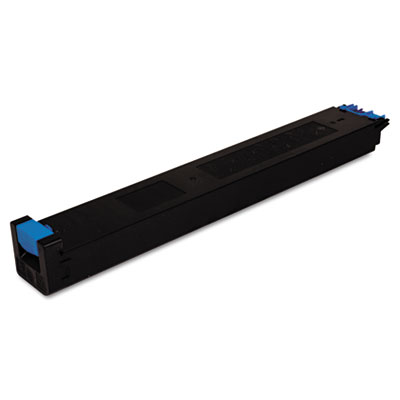 Sharp MX27NTCA Cyan Toner Cartridge
