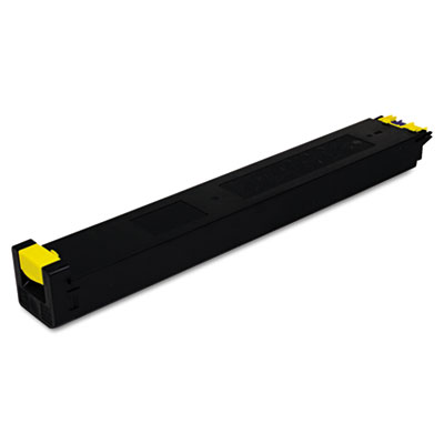 Sharp MX27NTYA Yellow Toner Cartridge