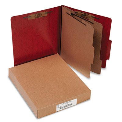 ACCO 15006 20 pt. PRESSTEX Classification Folders