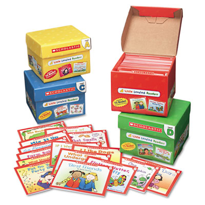Scholastic 0439632390 Little Leveled Readers