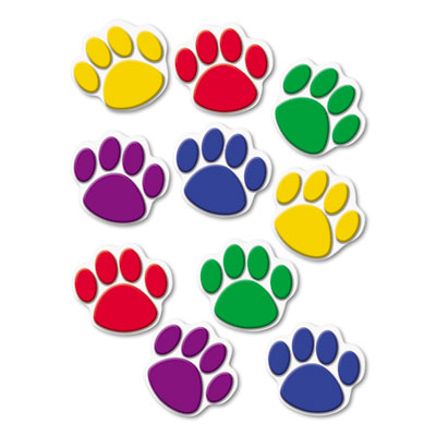 Teacher Created Resources 4114 Paw Print Accents