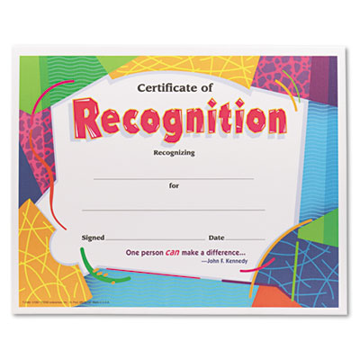 TREND T2965 Colorful Classic Certificates