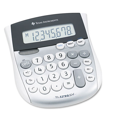 Texas Instruments TI1795SV TI-1795SV Minidesk Calculator