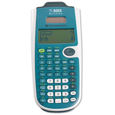 Texas Instruments TI30XSMV TI-30XS MultiView Scientific Calculator