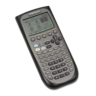 Texas Instruments TI89TITANIUM TI-89 Titanium Programmable Graphing Calculator