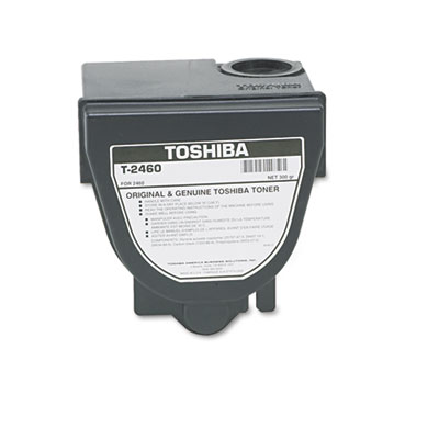 Toshiba T2460 Black Toner Cartridge